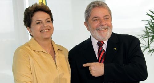 """Ao lado de Dilma, Lula diz que novo governo terá """"a cara"""" da sucessora"""