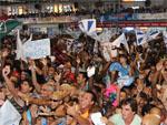 Veja a festa da Beija-Flor de Nilópolis, campeã de 2011