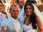 Sneijder se casou; Robinho voltou a jogar