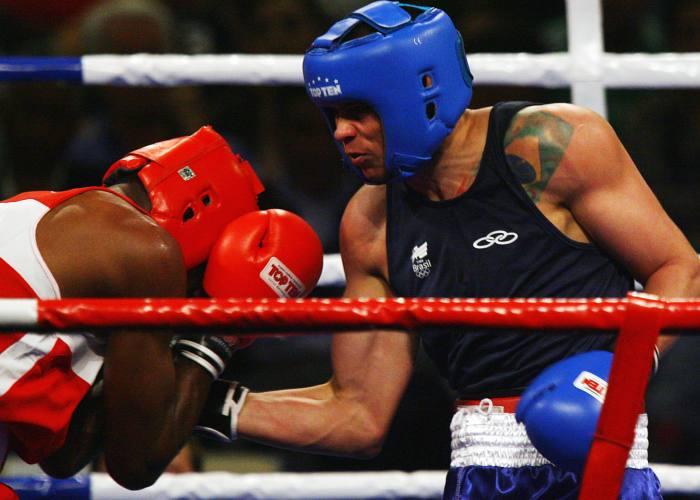 Myke Carvalho, boxe