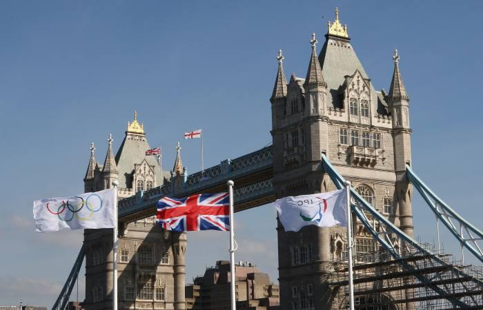 Londres, Olimpíada 2012