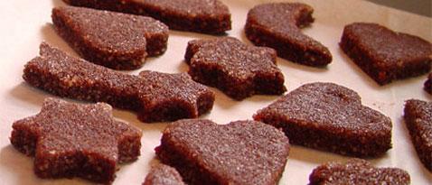 Biscoitos natalinos - faça e dê de Natal