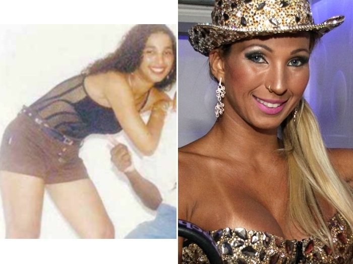 """<p>As funkeiras também adoram um cabelo loirão. Valesca Popozuda é uma delas. <a href=""""http://www.vagalume.com.br/gaiola-das-popozudas/"""">Veja mais aqui</a></p>"""