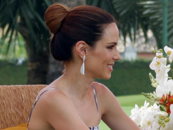 <p>Em nono lugar está Ana Furtado. A atriz e apresentadora clareou os fios em meados de fevereiro</p>