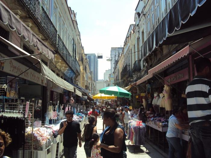Compras Natal Rio