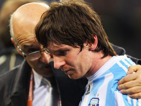 Com Messi fora, melhores do mundo fazem Copa 'para esquecer'