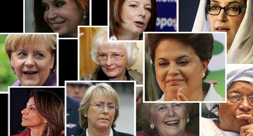 Com vitória, Dilma Rousseff passa a integrar galeria das mulheres no poder