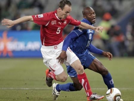 Suíça e Honduras não saem do zero e estão fora da Copa