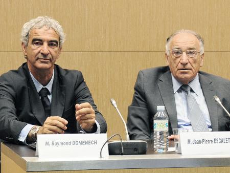 Deputados franceses criticam gestão do futebol no país