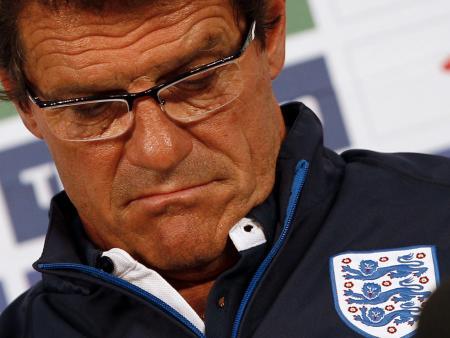 Federação inglesa confirma permanência de Capello após eliminação