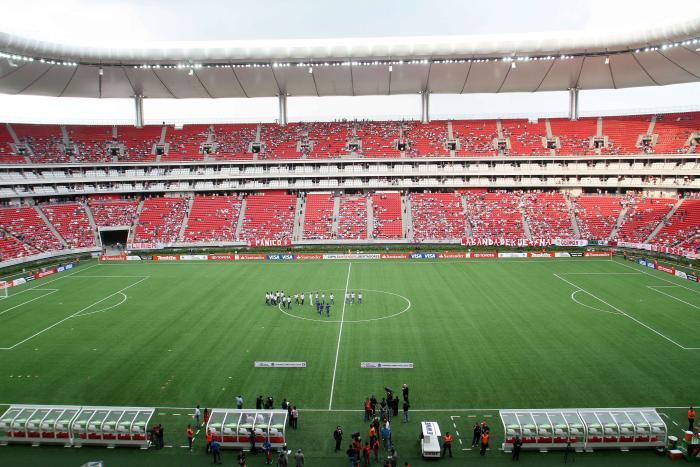 estádio omnilife