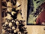Veja as árvores de Natal dos famosos
