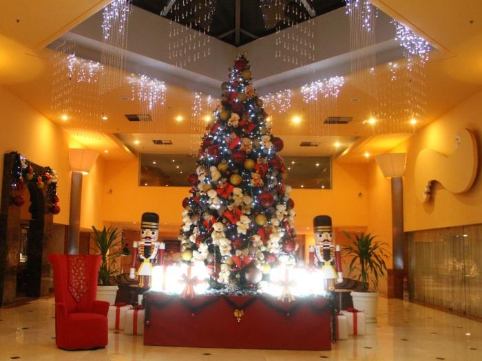 Decoração de Natal invade ruas do Rio de Janeiro; veja  Natal 2012