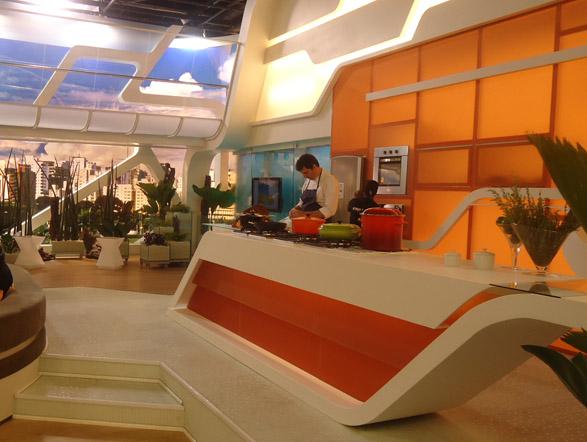 A cozinha do Edu Guedes também mudou!