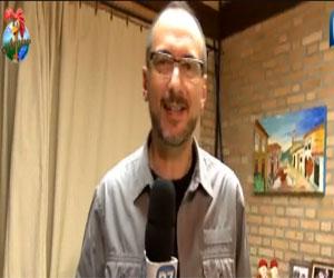 O apresentador Britto Jr.