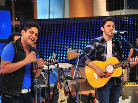Jorge e Matheus M