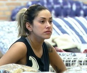 Dani Bolina é a quinta eliminada do reality A Fazenda