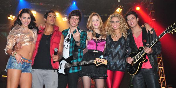 Banda Rebeldes fará show em Porto Alegre