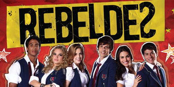 Banda Rebeldes lança seu primeiro álbum