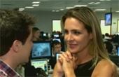 Em entrevista exclusiva, Joana diz que não sabe o que vai fazer com os R$ 2 milhões