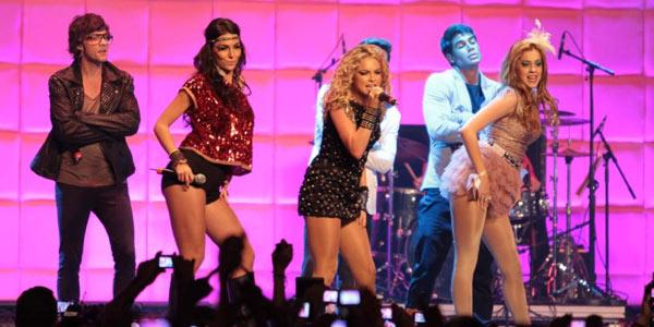 Banda Rebeldes confirma show em Vitória no próximo mês