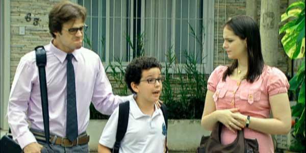 Arturzinho sofre bullying no colégio