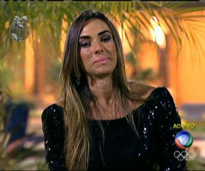 Nicole dá adeus ao prêmio de R$ 2 milhões