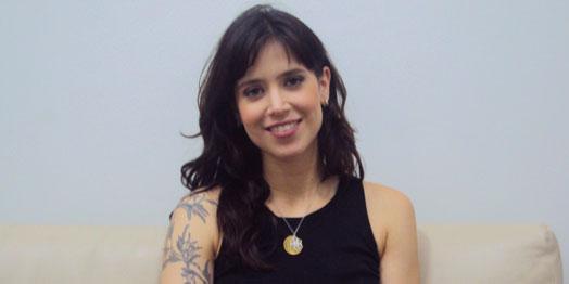 Encontrar um estado emocional para Dalila foi o maior desafio para viver a personagem, diz Mel Liboa