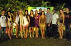 Veja fotos dos ex-participantes nos bastidores na final da Fazenda de Verão
