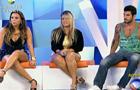 Ao vivo, finalistas fazem campanha para ganhar o prêmio de R$ 1 milhão