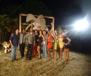 Ex-peões falam sobre suas expectativas para a Festa Final Itaipava