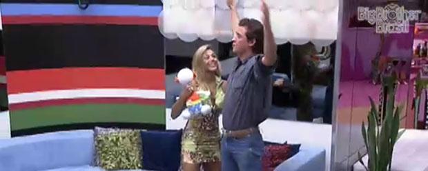 Fael bate recorde de Diego Alemão e vence o BBB 12 com 92% dos votos