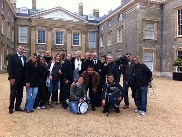 A equipe do Tudo é Possível foi até Londres para conferir a preparação para os Jogos Olímpicos