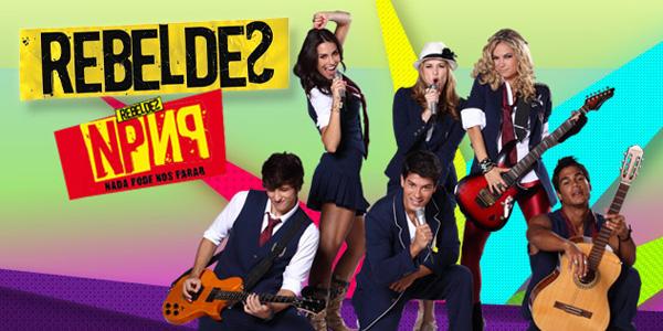 Assista ao show dos Rebeldes sem sair de casa; é só no R7.com!
