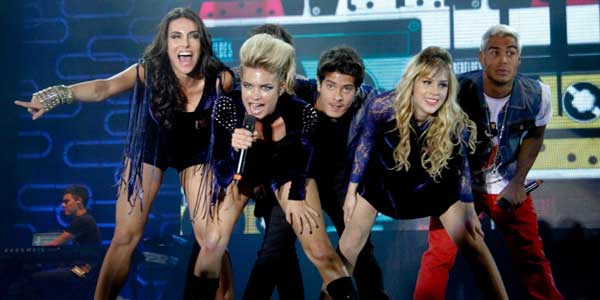 Ao vivo no R7: assista ao show dos Rebeldes neste domingo (27)