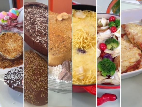 Ao longo do mês, o chef do Hoje em Dia deu uma série de dicas de pr