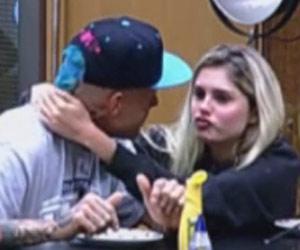Bárbara Evans e Mateus Verdelho