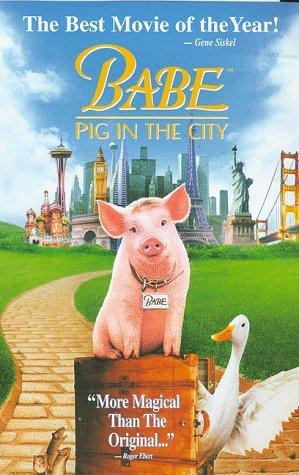 Babe – O Porquinho Atrapalhado na Cidade – HD